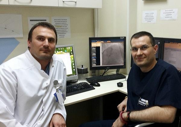 """""""Александровска"""" болница получи признание за научните си проучвания на Световния и Европейски конгрес по кардиология"""