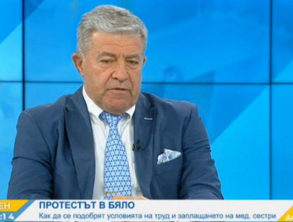 Проф. Генчо Начев: В България няма реално остойностяване на медицинската услуга
