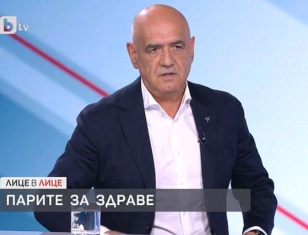 Д-р Дечев: Протестите не са насочени към когото трябва