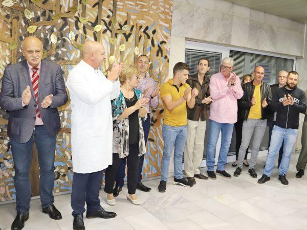 ВМА разширява трансплантационните си екипи