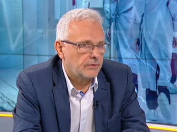 Росен Иванов: Тенденцията е стабилна, но донорите още не са достатъчно