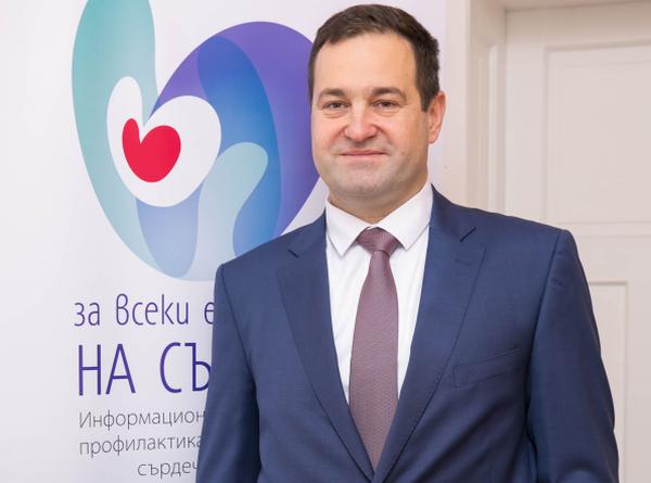 Д-р Васил Трайков: Това е много добро начало, така ще можем да помогнем на значителен брой пациенти