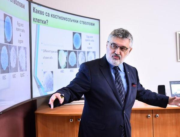 МУ–Варна стартира европейски проект за 2,5 млн. евро