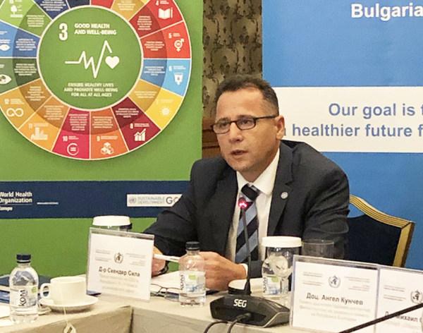 Успешна реформа в здравния сектор е сред приоритетите на СЗО-България