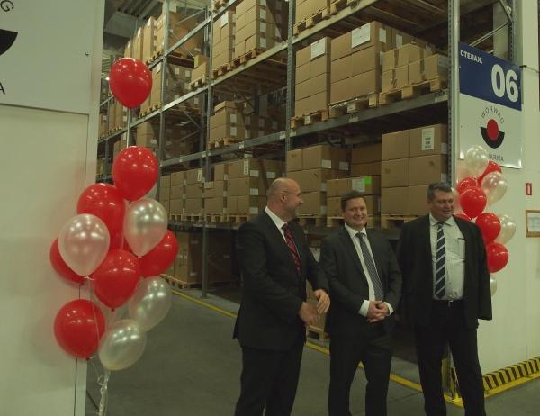 Немската фармацевтична компания Вьорваг Фарма с нов склад за търговия на едро с лекарствени продукти в София