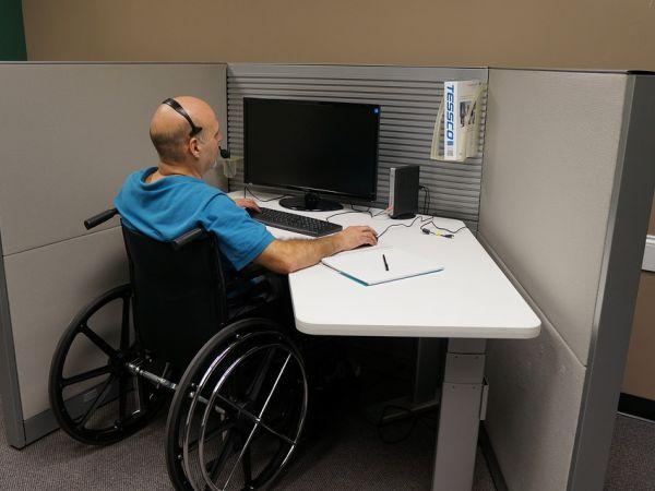 500 000 души с увреждания са получили подкрепа от държавата през 2018 г.