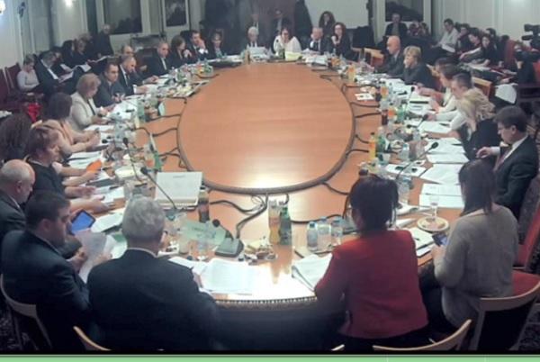 Финансовата комисия прие бюджета на НЗОК за 30 минути