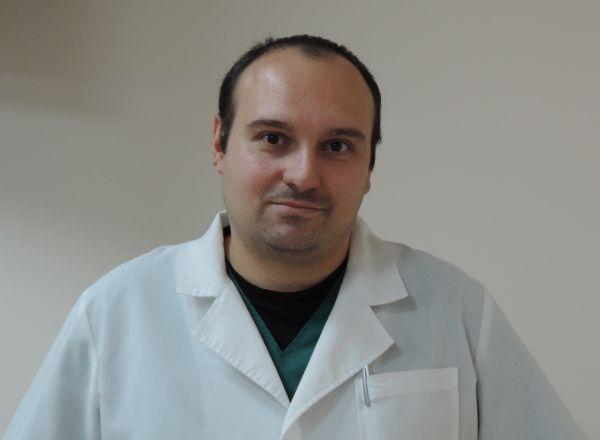 Д-р Илия Цеков, ДКЦ