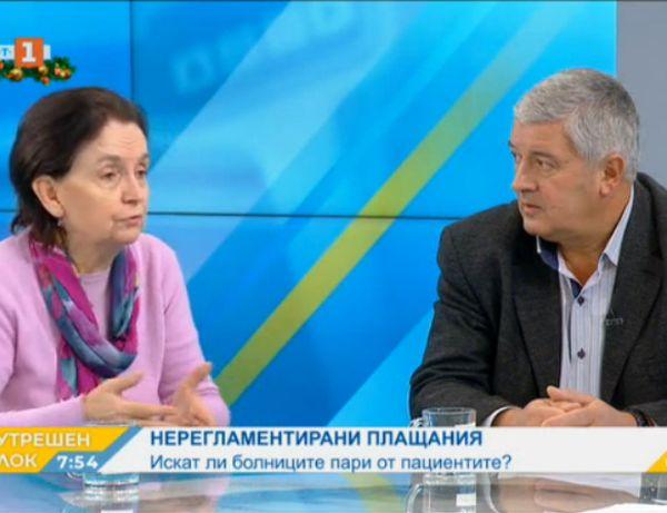 Д-р Методи Янков: Недоумявам от сатанизирането на болниците