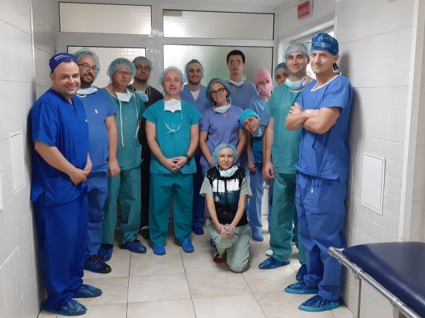 """УМБАЛ """"Св. Марина"""" с иновативно лечение за пациенти с напреднал Паркинсон"""