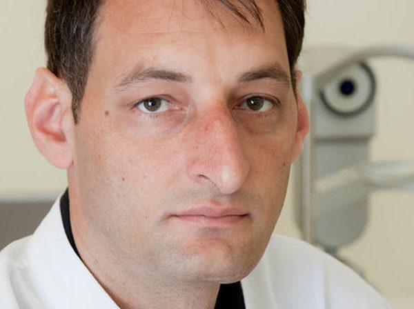 Д-р Алек Топов: 30% от хората над 70-години са с макулна дегенерация