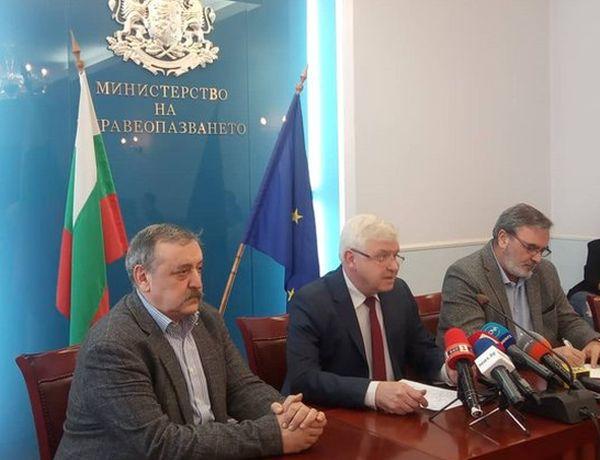 МЗ: Трима българи са под наблюдение заради коронавируса