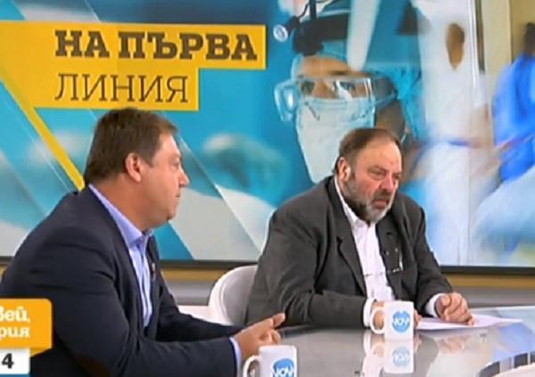 Д-р Маджаров: Щабът и правителството трябва да се обърнат и към частните болници, те изразиха готовност да помогнат