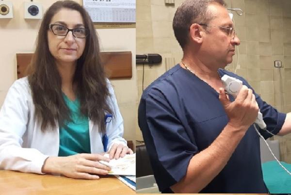 Семейство благодари на уролозите в УМБАЛ Бургас за операция на две деца