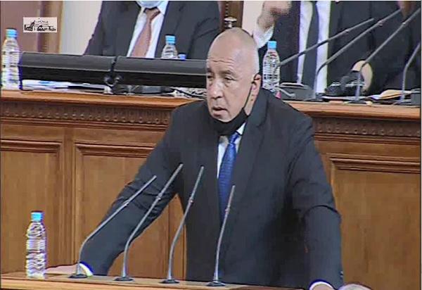 Борисов: Имаме най-ниската смъртност в Европа, значи мерките дават резултат (Обновена)