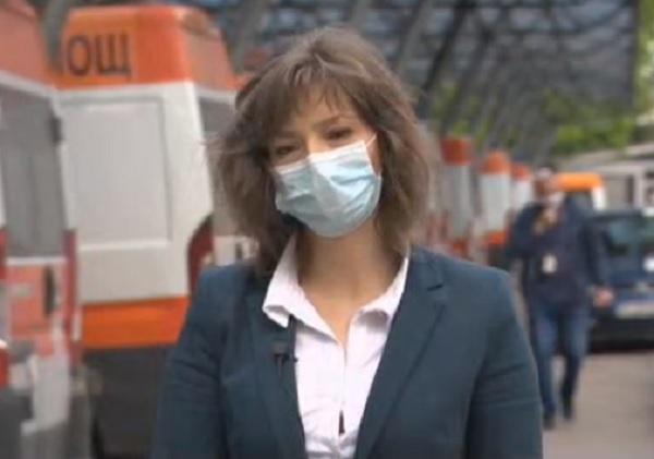 Катя Сунгарска: Медиците от Спешна помощ живеят в самоизолация, за да предпазят семействата си