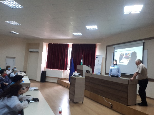 Дезинфекцираха Интензивното отделение на МБАЛ-Пазарджик