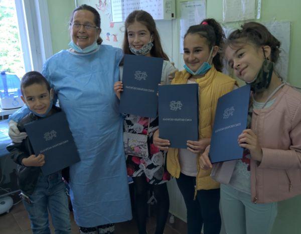 Деца станаха дарители в кампанията