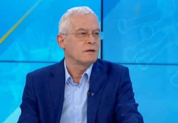 Проф. Петко Салчев: Със 114% се е увеличила дейността на болниците през май