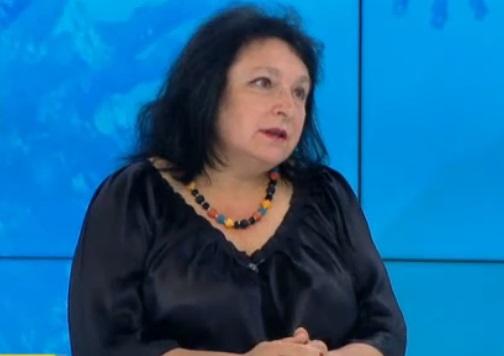 Доц. Николаева: Вирусът не отслабва, расте броят на хората на апаратна вентилация