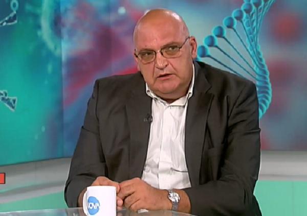 Д-р Брънзалов: Спешно трябва да се изработи алгоритъм за диагностика на COVID