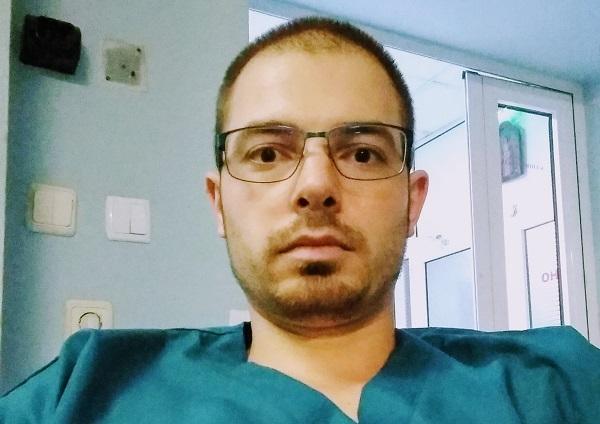 Д-р Танислав Илчев: Искам да работя по европейски, но в българска болница