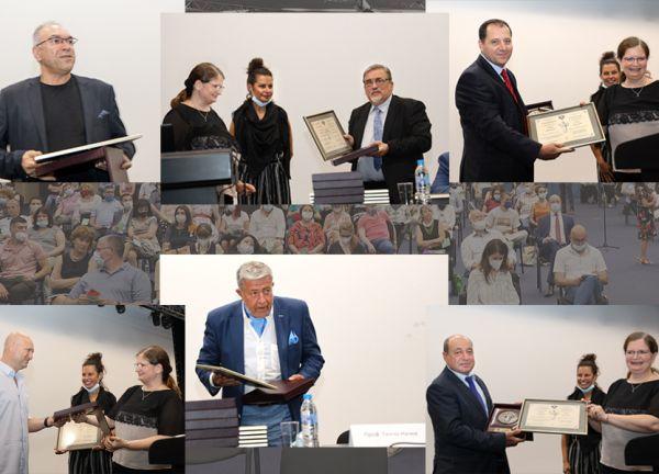 МУ-София раздаде награди за принос в научноизследователската и преподавателска дейност