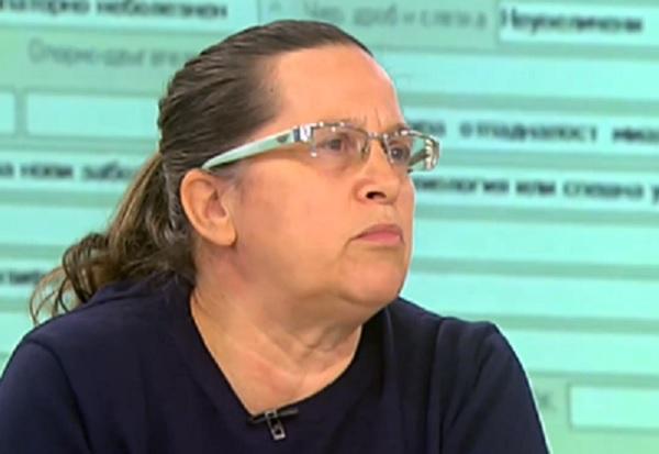 Д-р Николова: Проблем е, че при положителен антигенен тест не можем да даваме направления за PCR