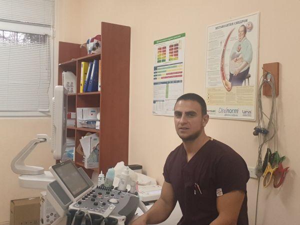 Д-р Милчо Енчев: Сърцето се лекува със сърце