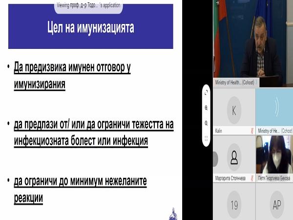 Проф. Кантарджиев: Пандемията от COVID показа какъв би бил животът ни, ако нямаше ваксини