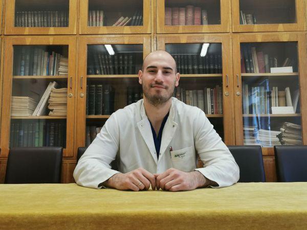 Д-р Мартин Ангелов: Най-голямо удовлетворение ми носи работата със студентите, с младите хора