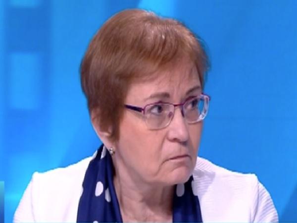 Мария Пиргова: Лекар може да оглави експертно правителство