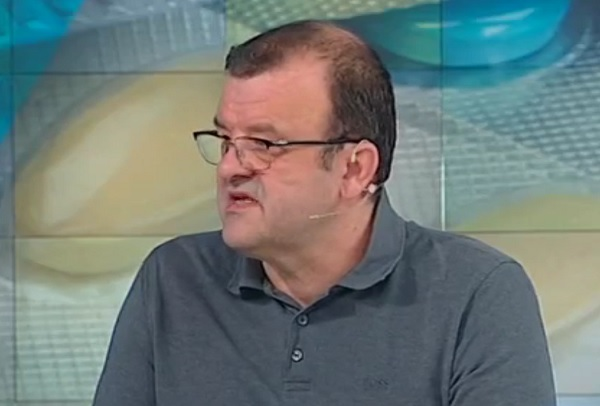 Николай Костов: AstraZeneca има доста редки и доста малко на брой странични ефекти