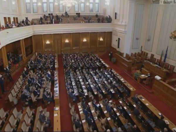 Едва 11 медици в новото Народно събрание