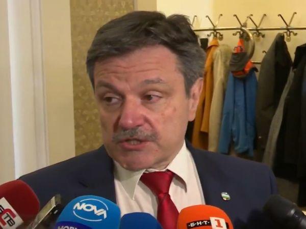 Д-р Симидчиев: Разпускането на НОЩ е безотговорно