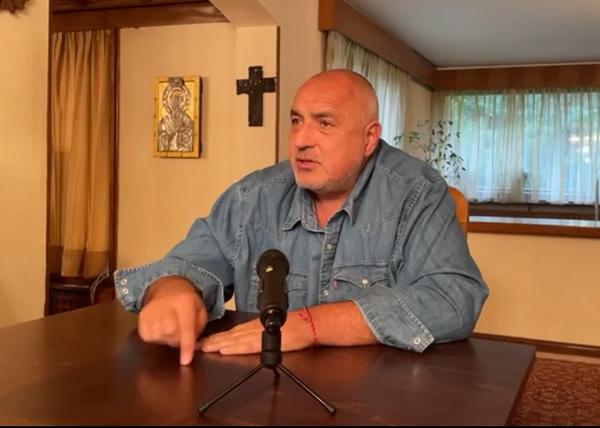 ГЕРБ връщат мандата, Борисов похвали Ангелов за справянето с пандемията