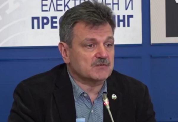 Д-р Симидчиев: Медицината трябва да вземе надмощие над политиката