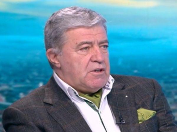 Проф. Начев: Д-р Кацаров е човек с много голям опит и е добър избор