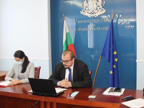 Зам.-министър Томов: Трансграничният характер на пандемията предполага общи усилия в рамките на ЕС