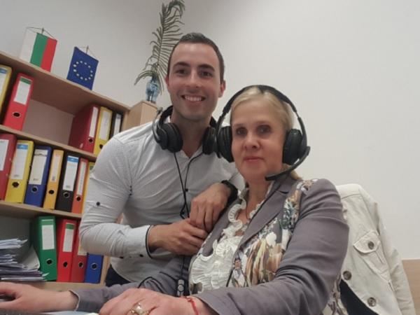 Чужденци от различни държави с интерес да следват в МУ-Пловдив