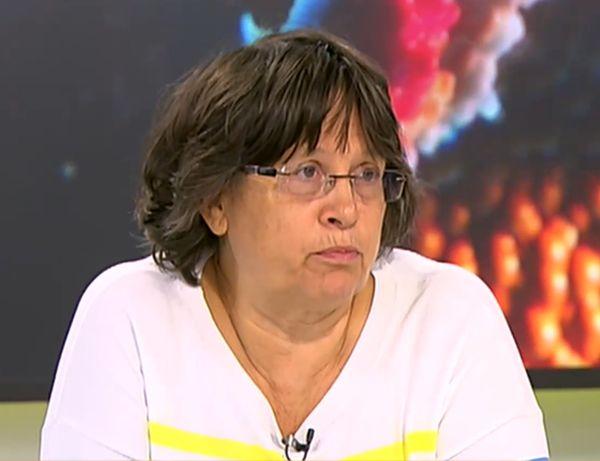 Д-р Николова: Само 26% са свободните COVID легла за София