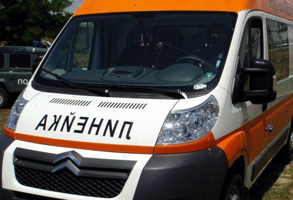 Запалиха линейка на частен хоспис в Бургас