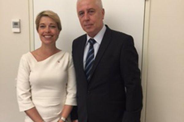 Министър Николай Петров обяви, че България може да кандидатства за седалище на ЕМА