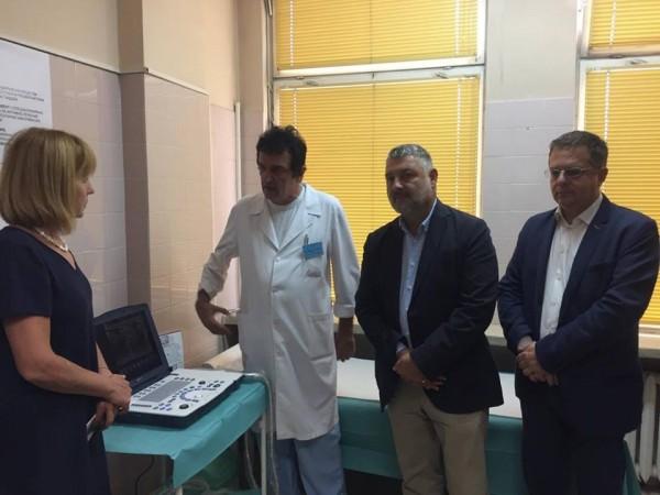 6 млн. лева е дала Столична община за ремонт на СБАЛОЗ