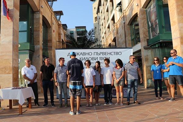 Отборът на МУ-Варна стана вицешампион по ветроходство