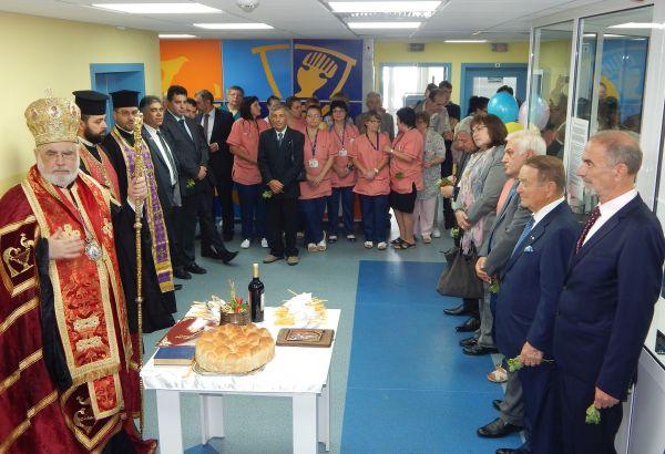Откриха ново педиатрично отделение в УМБАЛ-Русе
