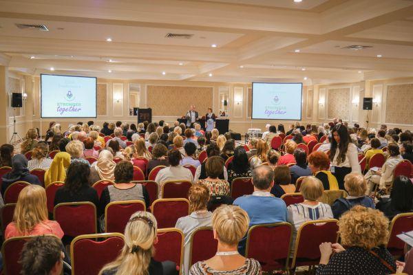 Над 300 души от цял свят подкрепиха българите, засегнати от болест на Хънтингтън, с конференция