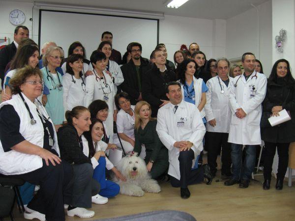 """Празник на дарителите в Клиниката по педиатрия и генетични заболявания на УМБАЛ """"Свети Георги"""""""