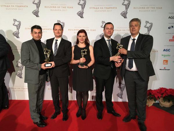 """Детските отделения на """"Пирогов"""" с първа награда за Сграда на годината 2017"""