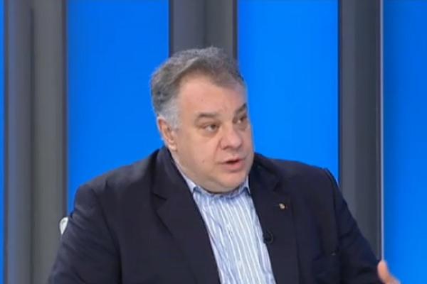 Д-р Мирослав Ненков: Сега онкото е бизнесът